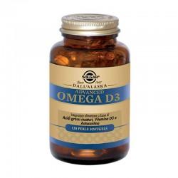 Advanced Omega D3 120 perle