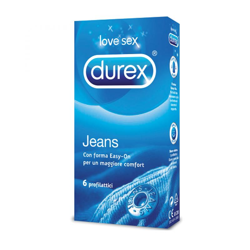 Durex jeans 6pz