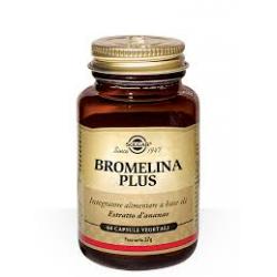 Bromelina Plus 60 tav