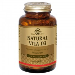 Natural Vita D3 100 perle