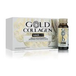 Gold collagen Hairlift 10fl