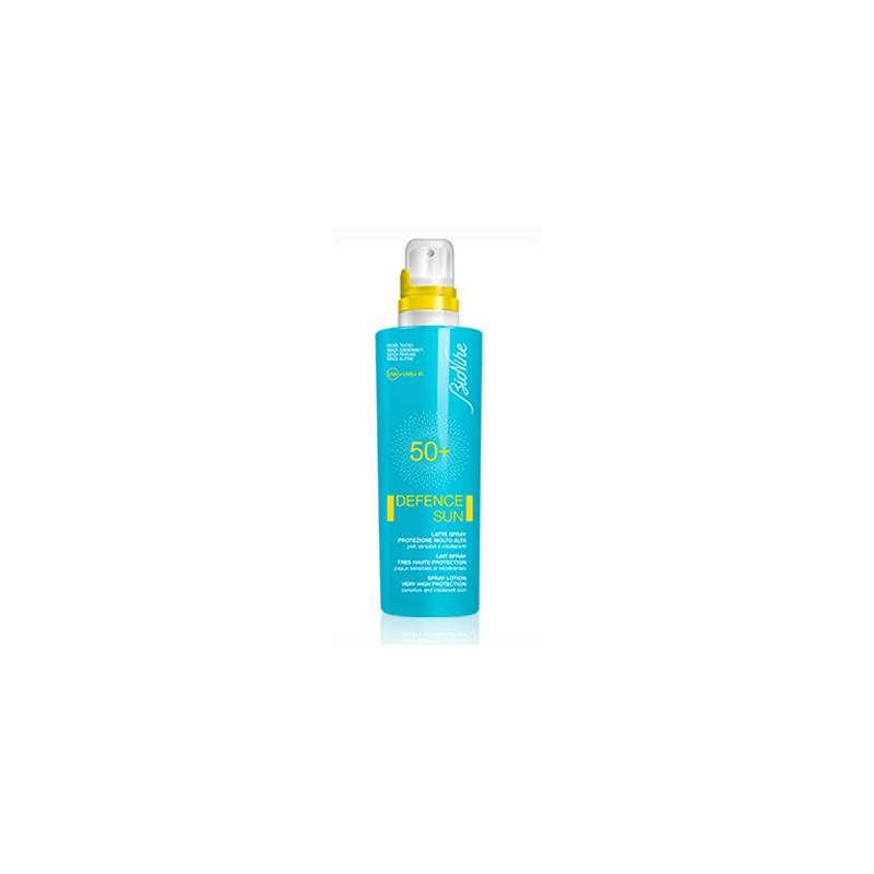 Defence Sun Latte Solare Spray 50+ 200ml