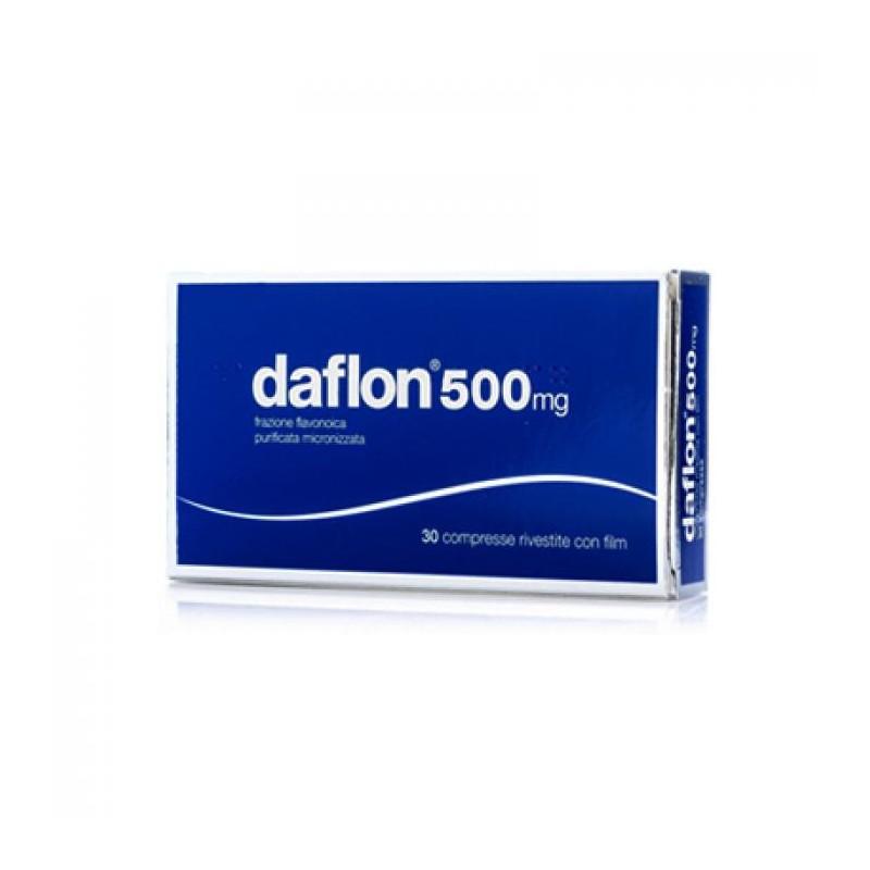 Daflon 500mg 30 Cpr Riv