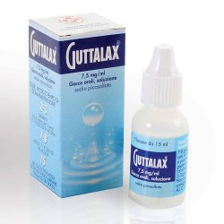Guttalax 7,5mg/ml gocce orali 15ml