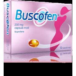 Buscofen 200mg 12 cps molli