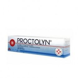 Proctolyn Crema Rettale tubo da 30 g