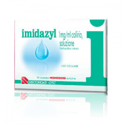 Imidazyl 1mg/ml collirio 10 flc monodose da 0.5 ml