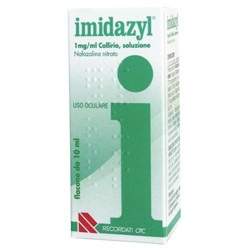Imidazyl 1mg/ml collirio flacone da 10ml