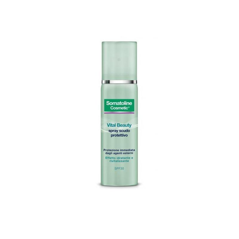 Somatoline Vital Beauty Spray Scudo Protettivo Spf30 50ml