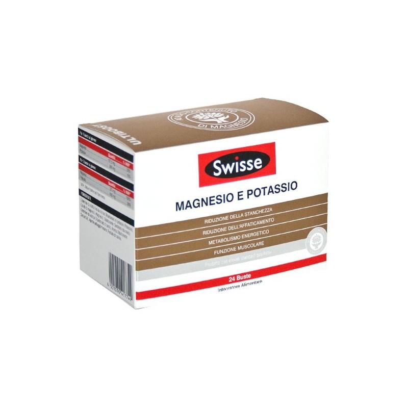 Swisse Magnesio e Potassio 24 buste