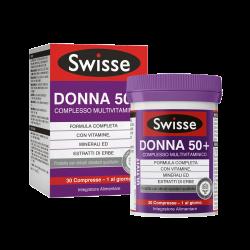 Swisse Donna 50+ 30 cpr