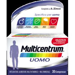 Multicentrum uomo 30 cpr