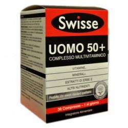 Swisse uomo 50+ 30cpr