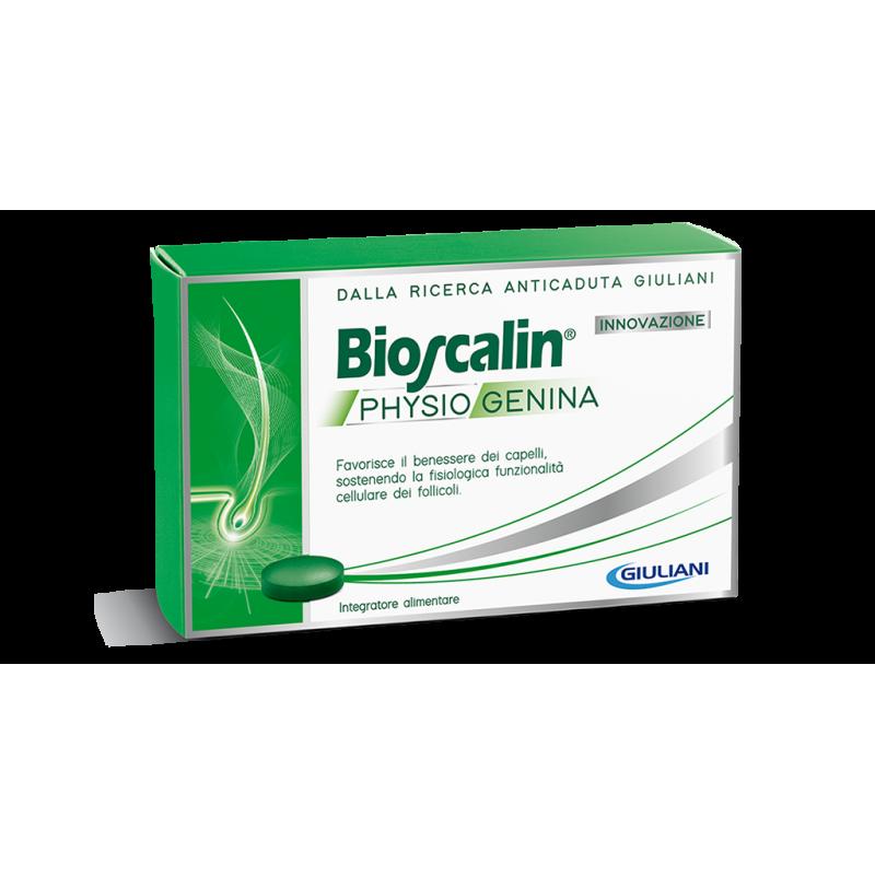 Bioscalin con Physiogenina 30 cpr