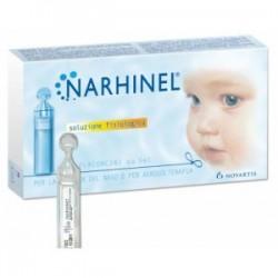 Narhinel soluzione fisiologica 20 fl