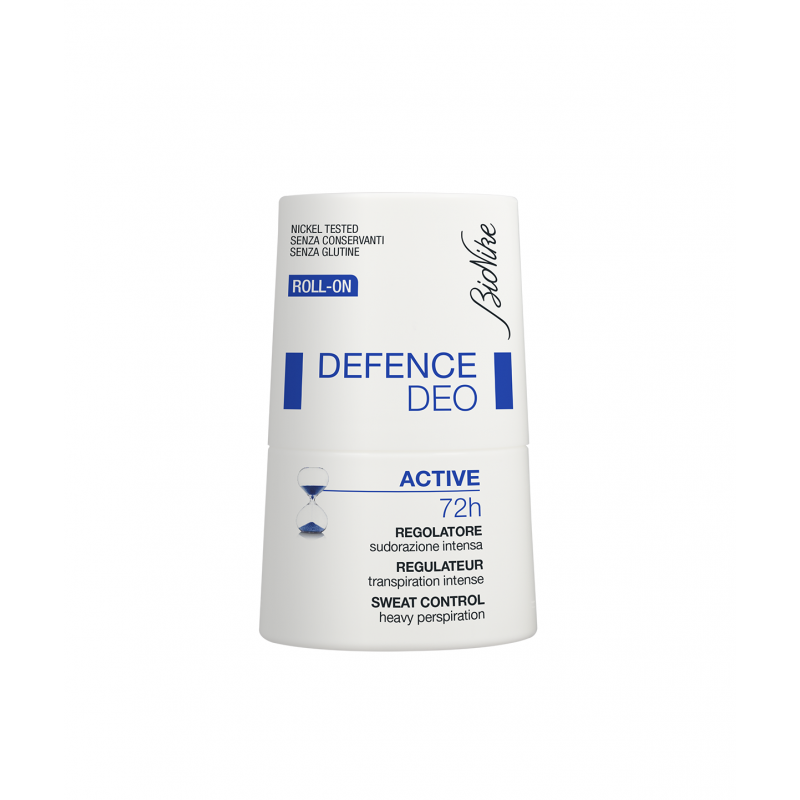 Defence Deo Roll On Active 72h 50ml