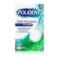 POLIDENT TRIPLA FRESCHEZZA 66 CPR