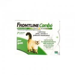 Frontline combo gatti 3fl