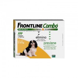 Frontline combo cani 2-10kg