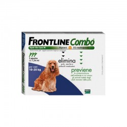 Frontline combo cani 10-20kg