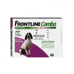 Frontline combo cani 20-40kg